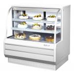 Turbo Air Curved Glass Refrigerated Bakery Cases image