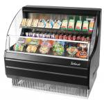 Turbo Air Horizontal Open Air Curtain Merchandisers image