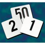 Crown Brands Table Numbers And Cards image